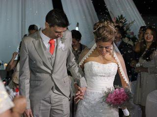 El matrimonio de Lucía y Cristobal 2