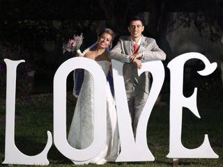 El matrimonio de Lucía y Cristobal