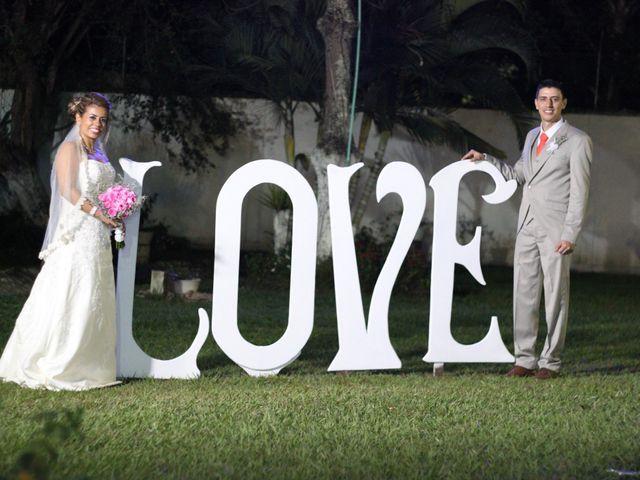 El matrimonio de Cristobal y Lucía en Cali, Valle del Cauca 6