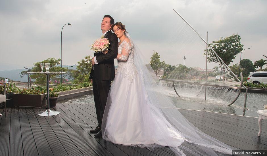 El matrimonio de Camilo y Laura en Piedecuesta, Santander