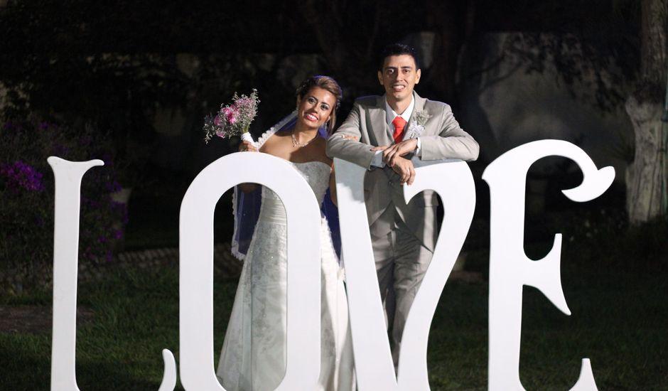El matrimonio de Cristobal y Lucía en Cali, Valle del Cauca