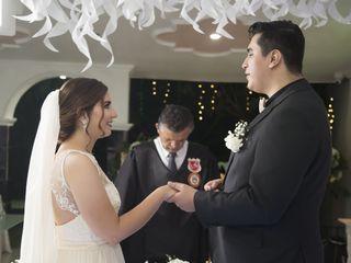 El matrimonio de Lina  y Manuel