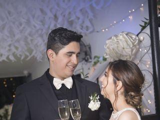 El matrimonio de Lina  y Manuel  3