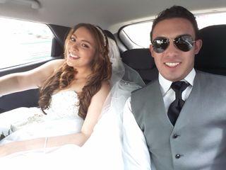 El matrimonio de Stephany y Oswaldo 1