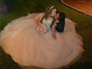 El matrimonio de Stephany y Oswaldo