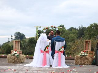 El matrimonio de Johana y Mauricio 1
