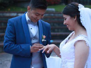 El matrimonio de Johana y Mauricio