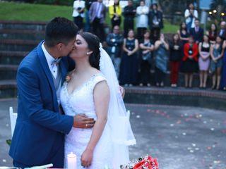El matrimonio de Johana y Mauricio 3