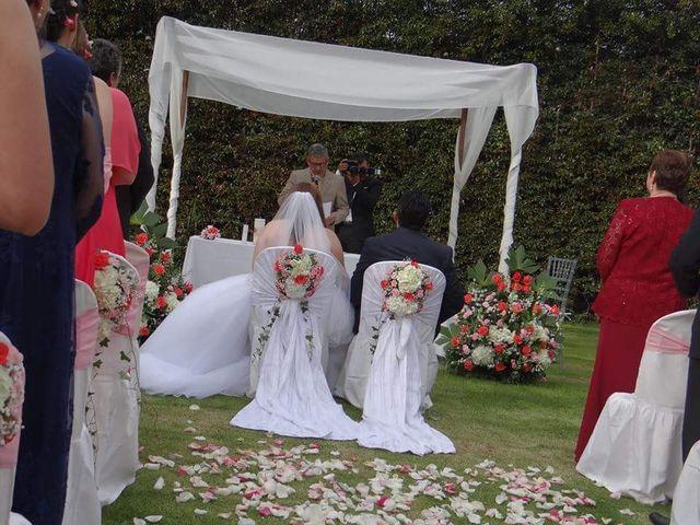 El matrimonio de Oswaldo y Stephany en Cota, Cundinamarca 5