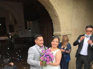 El matrimonio de Sandra y Jhonatan  3