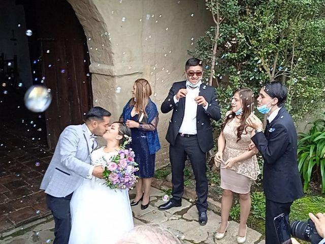 El matrimonio de Jhonatan  y Sandra en Chía, Cundinamarca 1