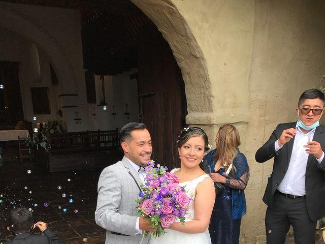 El matrimonio de Jhonatan  y Sandra en Chía, Cundinamarca 4