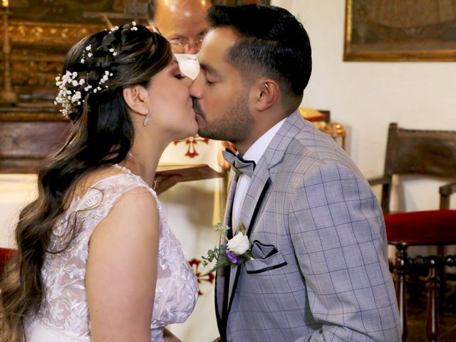 El matrimonio de Sandra y Jhonatan