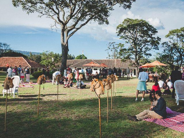 El matrimonio de Manuel y Alexa en Subachoque, Cundinamarca 1