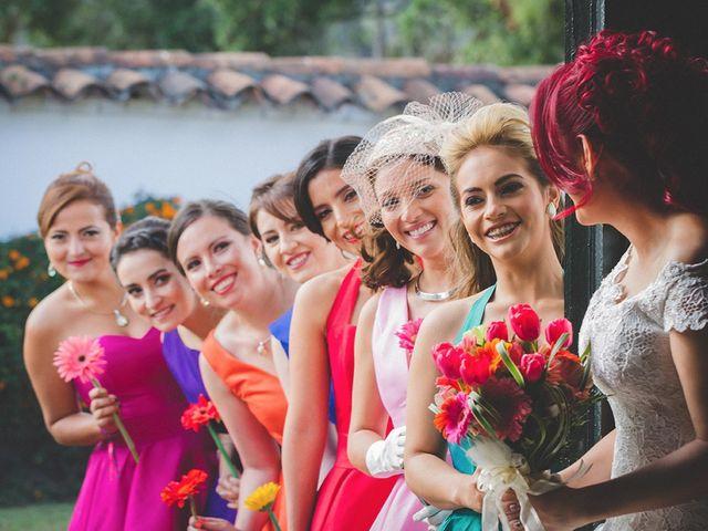 El matrimonio de Manuel y Alexa en Subachoque, Cundinamarca 13