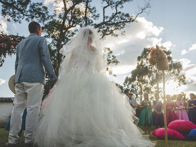 El matrimonio de Manuel y Alexa en Subachoque, Cundinamarca 14