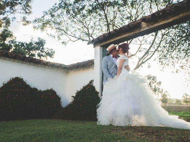 El matrimonio de Manuel y Alexa en Subachoque, Cundinamarca 22