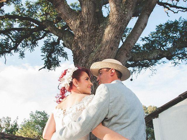 El matrimonio de Manuel y Alexa en Subachoque, Cundinamarca 26