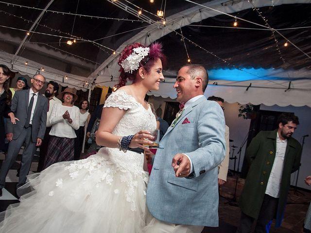 El matrimonio de Manuel y Alexa en Subachoque, Cundinamarca 31