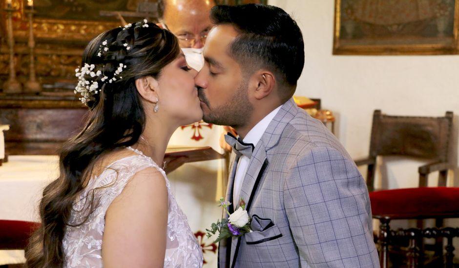 El matrimonio de Jhonatan  y Sandra en Chía, Cundinamarca