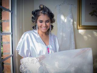 El matrimonio de Nayibe y Sady 3
