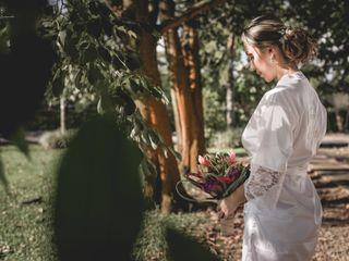 El matrimonio de Iris Natalia y Carlos 3