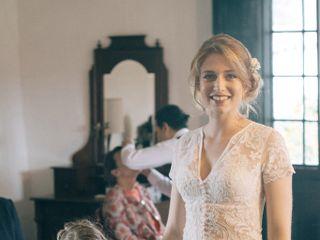 El matrimonio de Anne y Juan Carlos 3