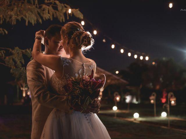 El matrimonio de Iris Natalia y Carlos