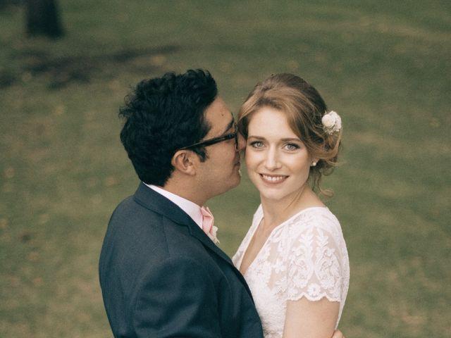 El matrimonio de Anne y Juan Carlos