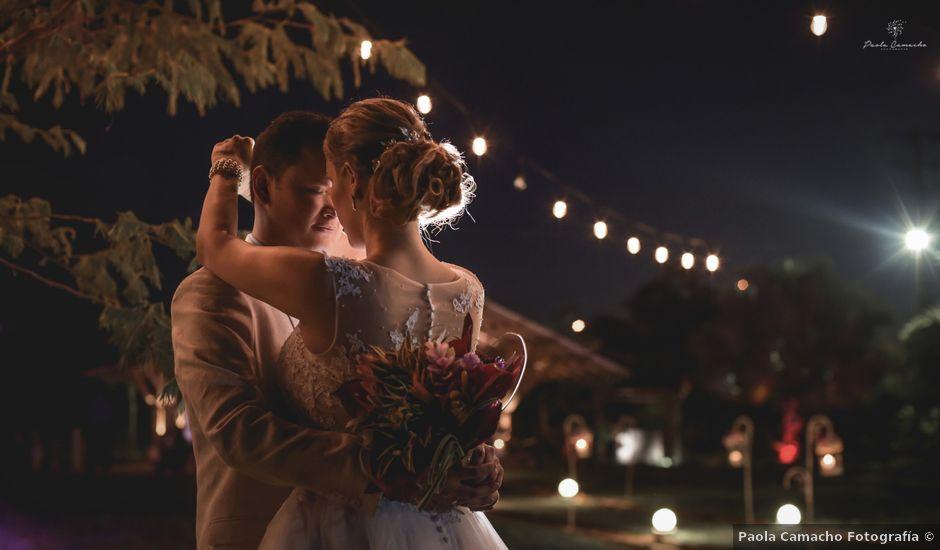 El matrimonio de Carlos y Iris Natalia en Villavicencio, Meta
