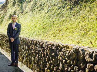 El matrimonio de Gerson y Valentina 1