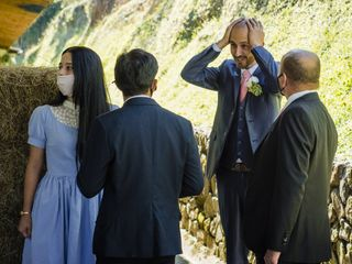 El matrimonio de Gerson y Valentina 2