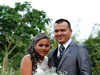 El matrimonio de LINA y JARLIN