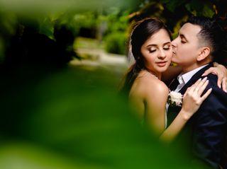 El matrimonio de Marcela y Álex