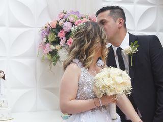 El matrimonio de Lina y David 3