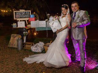 El matrimonio de Valentina y Andrés