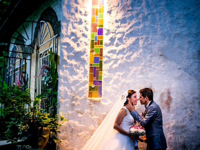 El matrimonio de Mary y David