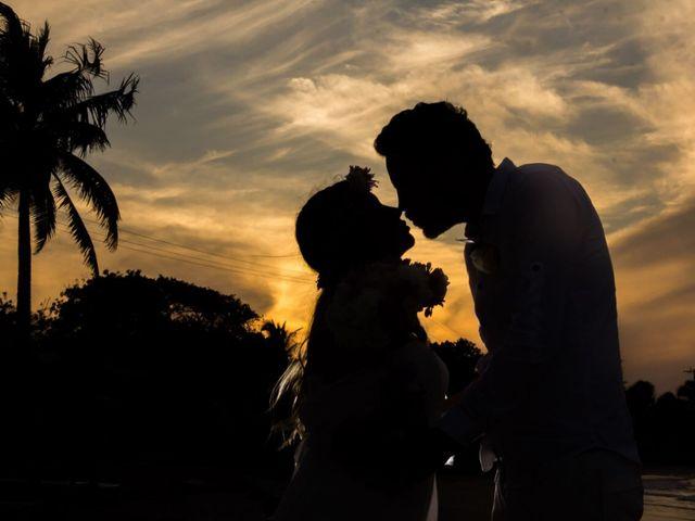 El matrimonio de Richard  y Ebelyn  en Cartagena, Bolívar 3
