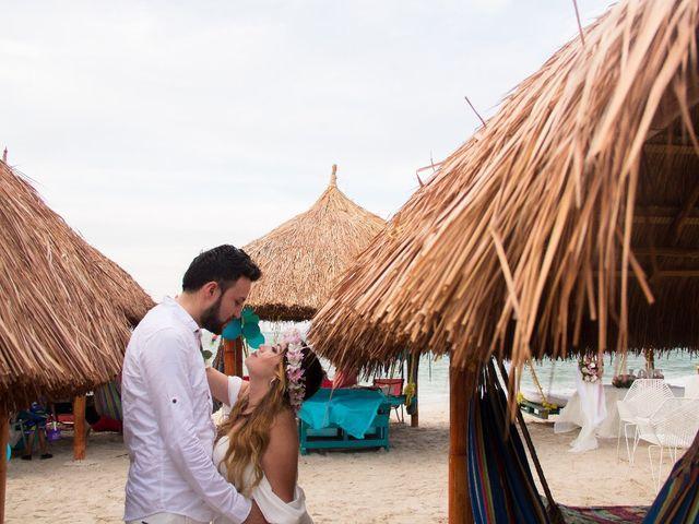 El matrimonio de Richard  y Ebelyn  en Cartagena, Bolívar 4