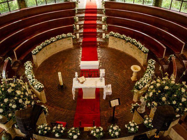El matrimonio de Eduar y Angélica en El Rosal, Cundinamarca 14