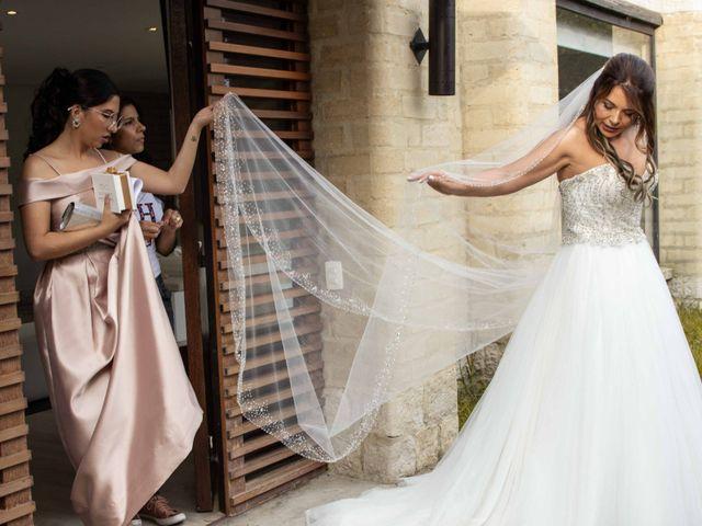 El matrimonio de Eduar y Angélica en El Rosal, Cundinamarca 23