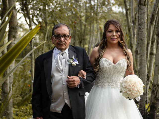 El matrimonio de Eduar y Angélica en El Rosal, Cundinamarca 26