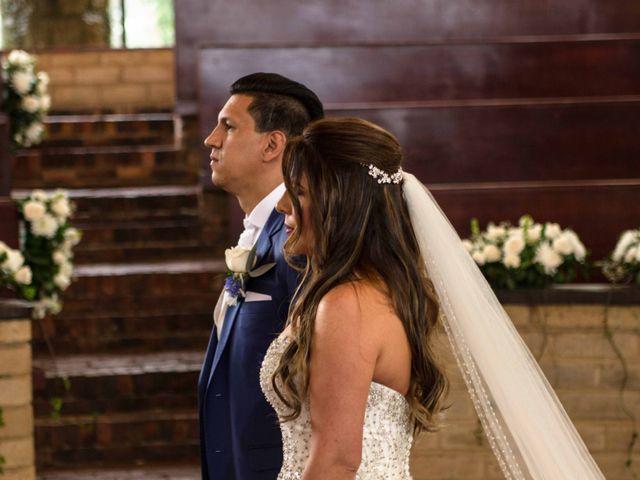 El matrimonio de Eduar y Angélica en El Rosal, Cundinamarca 27