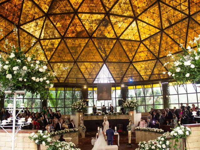 El matrimonio de Eduar y Angélica en El Rosal, Cundinamarca 28