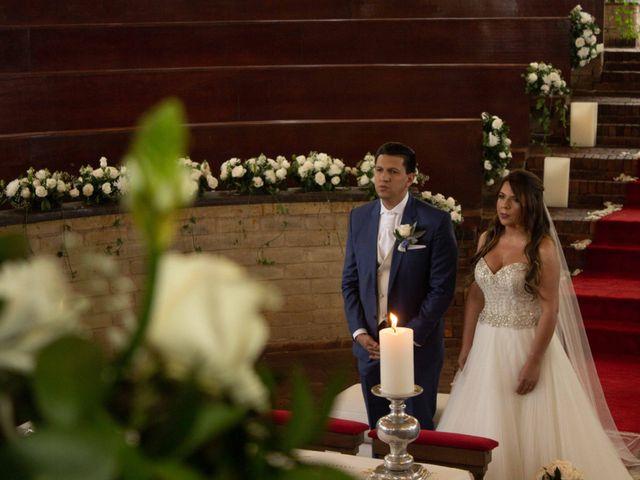 El matrimonio de Eduar y Angélica en El Rosal, Cundinamarca 29