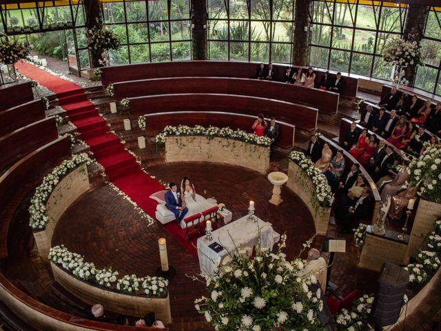 El matrimonio de Eduar y Angélica en El Rosal, Cundinamarca 32