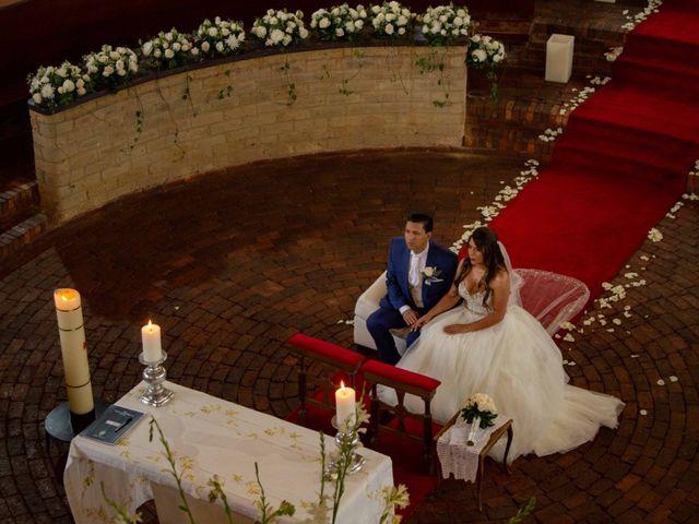 El matrimonio de Eduar y Angélica en El Rosal, Cundinamarca 33