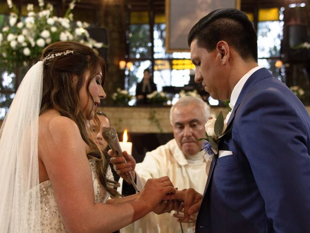 El matrimonio de Eduar y Angélica en El Rosal, Cundinamarca 36