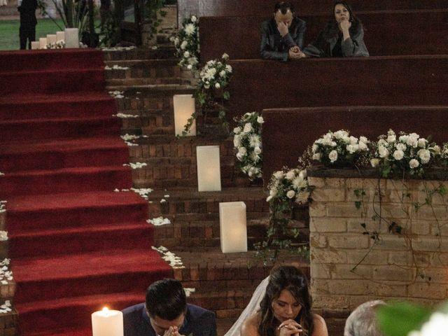 El matrimonio de Eduar y Angélica en El Rosal, Cundinamarca 37