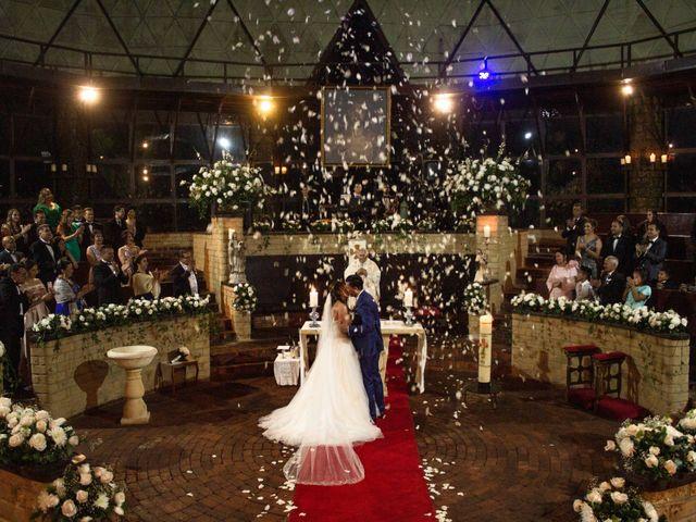 El matrimonio de Eduar y Angélica en El Rosal, Cundinamarca 38
